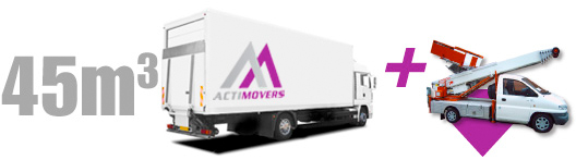 Tarifs Prices Prijzen déménagements - verhuizingen - removals